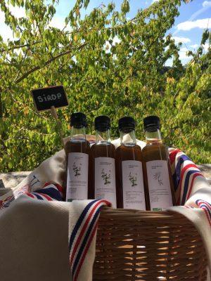 Natural organic syrup