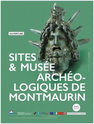 Nouveaux musée et parcours de visite du site de Montmaurin