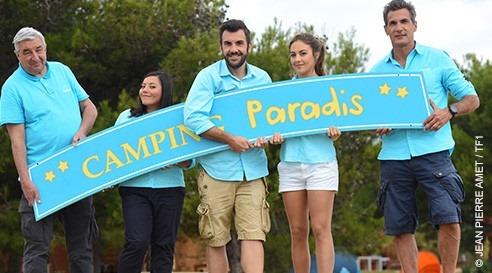 Testez votre propre expérience Camping Paradis !