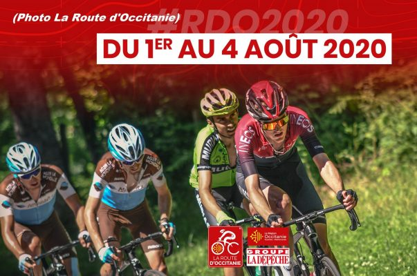 The Route d'Occitanie cycling in 2020
