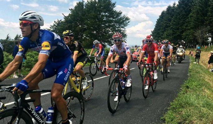 Tour de France cycling, 2021