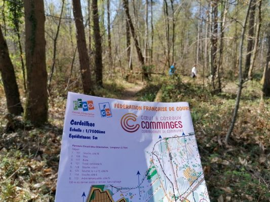 Permanent Orienteering Courses