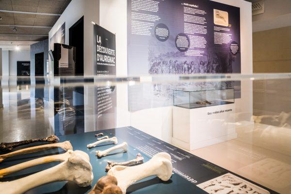 Musée de l'Aurignacien: back to origins