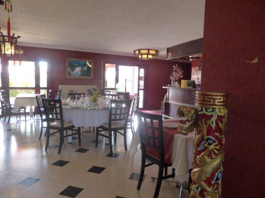 RESTAURANT DE L'HOTEL CUU LONG
